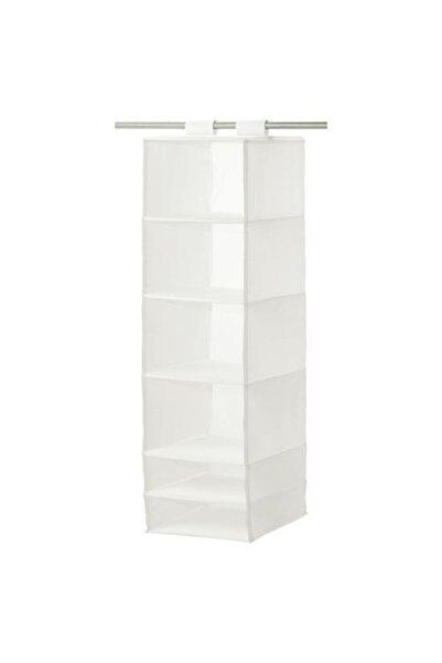 IKEA Dolap Içi Bölmeli Düzenleyici Ölçü 35x45x125 Cm Beyaz Renk Meridyendukkan Bölmeli Düzenleyici