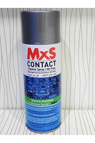 MxS Devre Kontak Temizleme Spreyi 400ml Yağsız