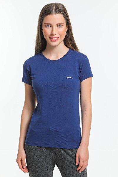 Slazenger Move Kadın T-shirt Lacivert