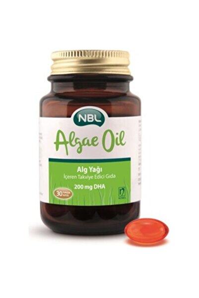 Nobel NBL Algae Oil - Alg Yağı 30 Kapsül