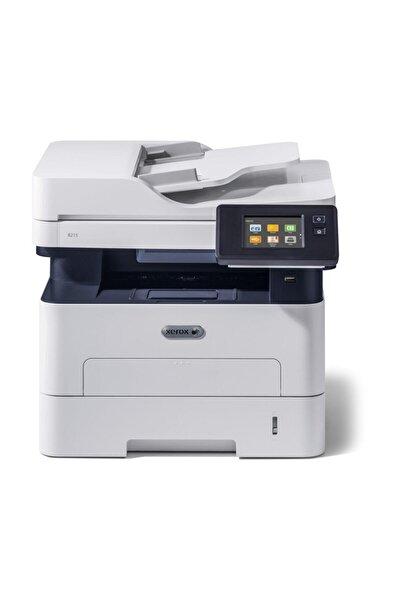 Xerox B215v_dnı Yazıcı-tarayıcı-fotokopi-faks Çok Fonksiyonlu La