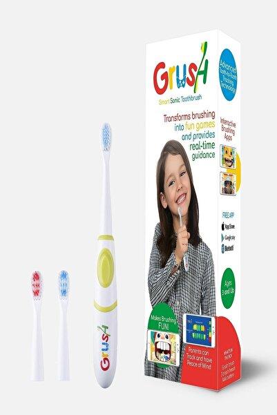 Grush Çocuklar Için Bluetooth Interaktif Akıllı Sonic Diş Fırçası