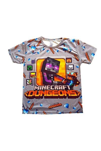 MINECRAFT Baskılı Tişört