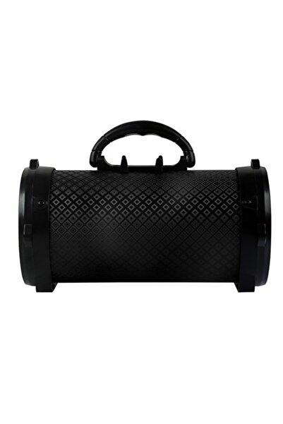 Mikado Md-bt30 Extra Bass Siyah Taşınabilir Aux Usb Sd Kartlı Bluetooth Speaker Hoparlör