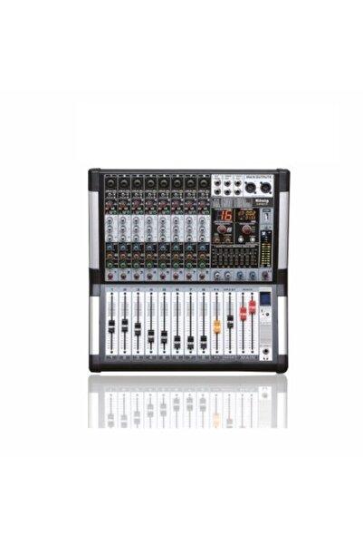 König K-8 P800 Fx 900 Watt 8 Kanal Power Mikser