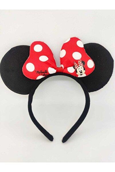 Minnie Mouse Mıckey Mouse Kulaklı Çocuk Taç