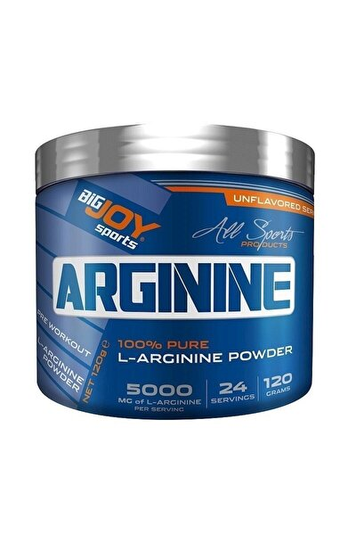 Bigjoy Sports Bigjoy Sports Arginine Powder 120g