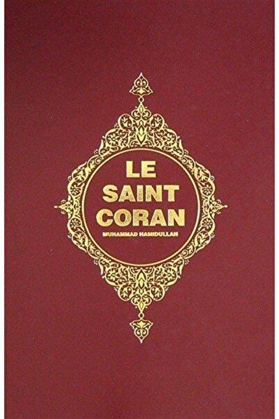 Türkiye Diyanet Vakfı Yayınları Le Saint Coran (kur'an-ı Kerim Ve Açıklamalı Meali-fransızca)