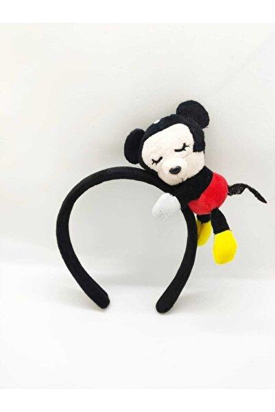 Minnie Mouse Figürlü Peluş Çocuk Taç