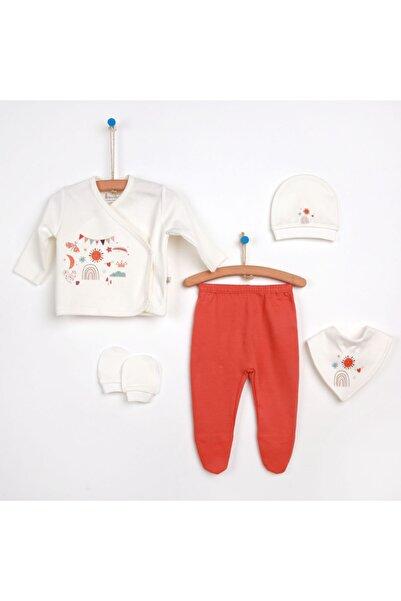 Bebbek Kız Bebek Happy Colours Hastane Çıkışı 5li