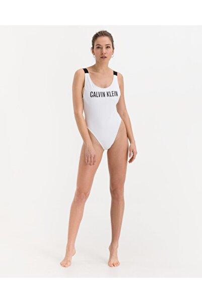 Calvin Klein Kadın  Calvın Kleın  Mayo Kw0kw1235-ycd