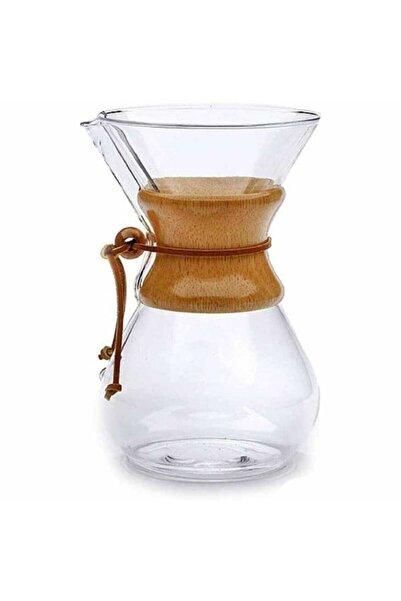 Epinox Chemex Cam Kahve Demleme Ekipmanı 400 ml Ck-40a