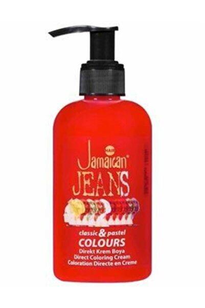 Jamaican Jean's Ateş Kırmızı Saç Boyası