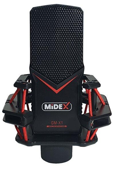Midex Gmx1 Condenser Stüdyo Mikrofonu (PC VE TELEFON)