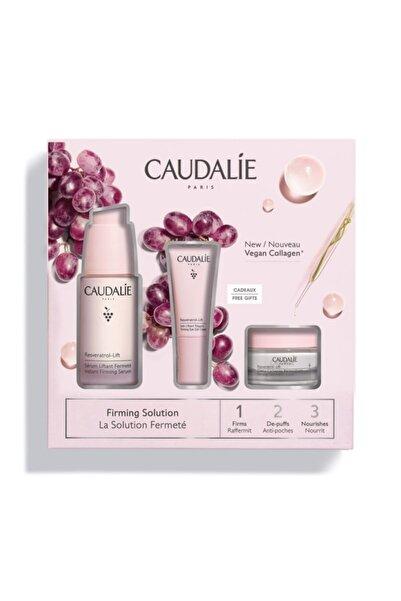 Caudalie Resveratrol Lift Set-ınstant Firming Serum 30 Ml + Firming Eye Gel Cream 5 Ml+ Firming Cash