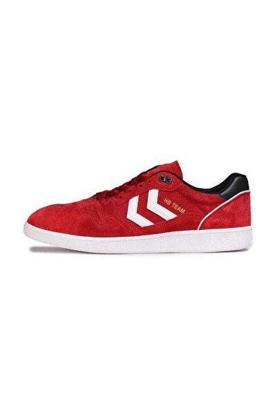 HUMMEL HB Team Suede Kırmızı Unisex Ayakkabı
