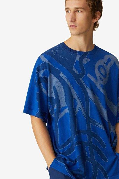 Kenzo Baskılı Triko T-Shirt