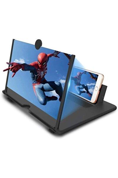Yzs Kılıfreyonum Telefon Ekran Büyütücü Özellikli Mercek Büyüteç Stand 3d-1