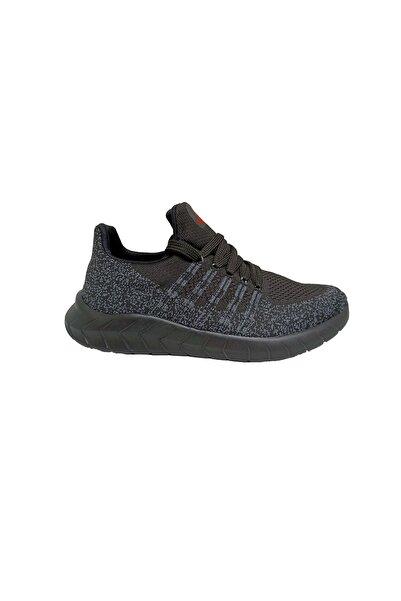 AXXIS Erkek Siyah Günlük Spor Ayakkabı