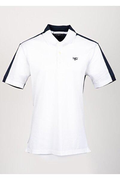 Givenchy Beyaz Lacivert Renk T-shirt