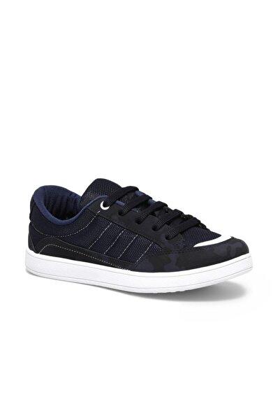 YELLOW KIDS Erkek Çocuk Lacivert Sneaker Mılıte 1fx