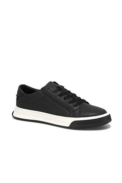 FORESTER Erkek Siyah Kalın Tabanlı Sneaker 9104 1pr
