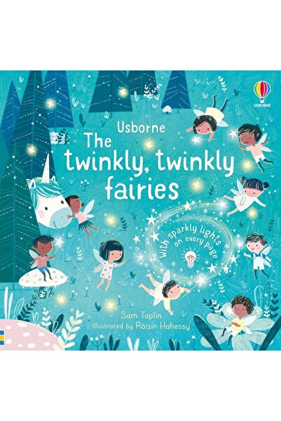 Usborne The Twinkly Twinkly Fairies
