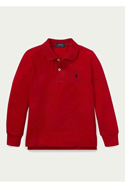 Polo Ralph Lauren Kids Erkek Çocuk Slim Fit Polo Yaka T-shirt