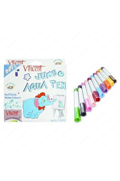 Vincent Jumbo Aqua Pen 10 Renk