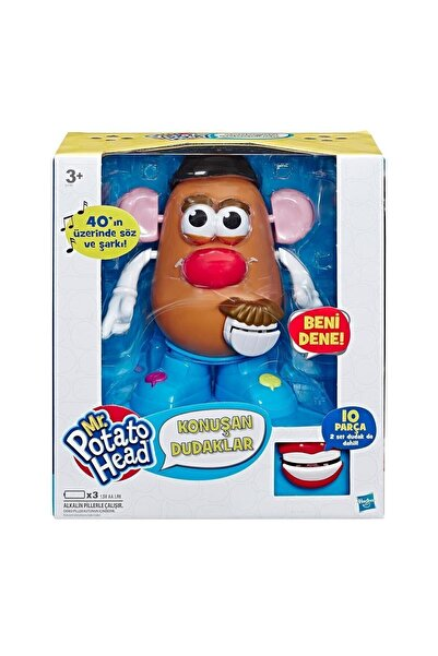 Hasbro Potato Head Bay Patates Kafa Konuşan Dudaklar