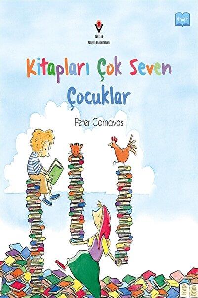 Tübitak Yayınları Kitapları Çok Seven Çocuklar