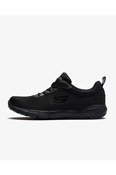 SKECHERS Kadın Siyah Spor Ayakkabı Flex Appeal 3 0 13070bbk