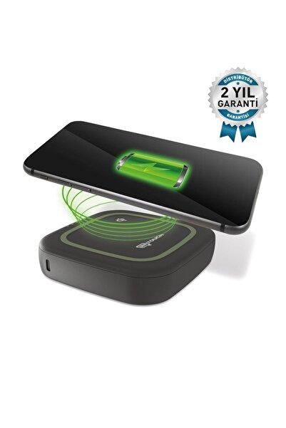 İntouch 10.000mah Cube 18w Pd 10w Wireless Taşınabilir Powerbank