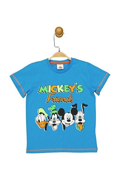 Mickey Mouse Erkek Çocuk Tişört 17284
