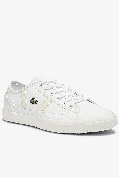 Lacoste Sideline 0721 1 Cfa Kadın Beyaz Sneaker 741CFA0023