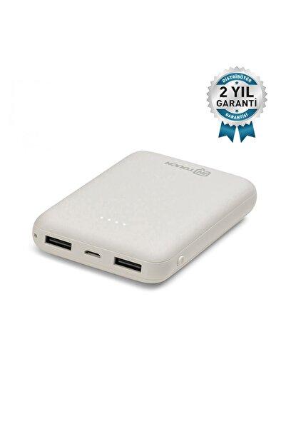 İntouch Intouch Mini Powerbank 10.000 mAh Beyaz