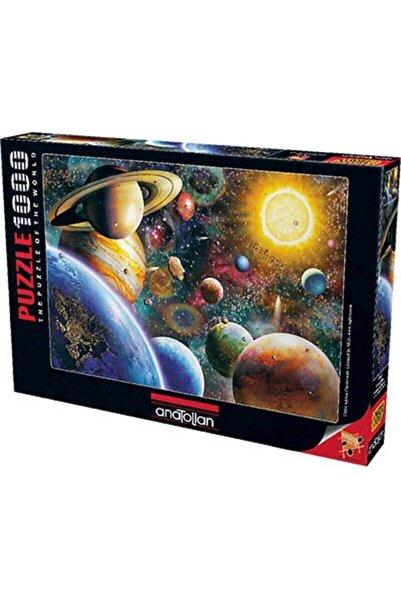 Anatolian Puzzle 1000 Parça Gezegenler