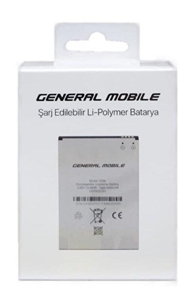 General Mobile Gm8 Go Gm9 Go Batarya 3500 Mah