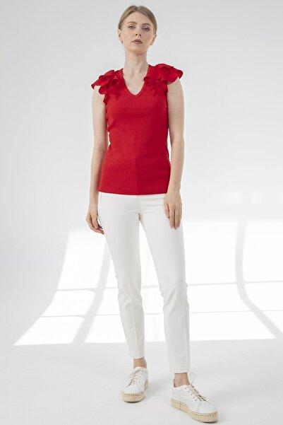 Journey Farbela Detaylı Bluz