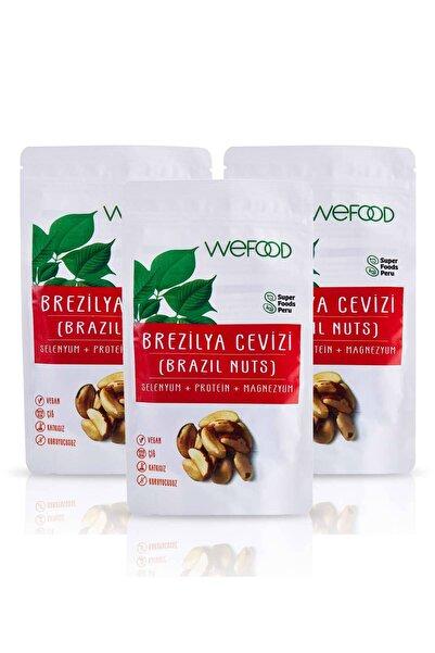 Wefood Brezilya Cevizi 80 gr 3'lü