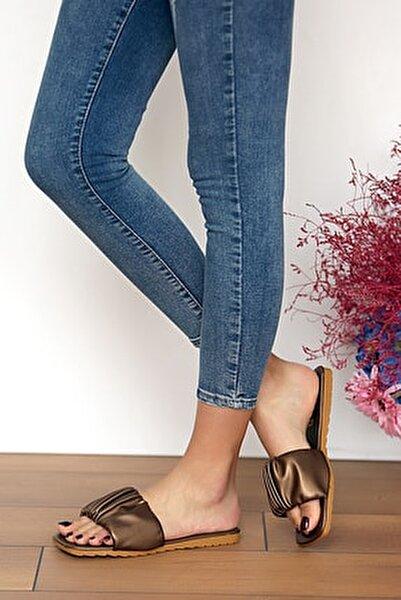 Kadın Bakır Sandalet