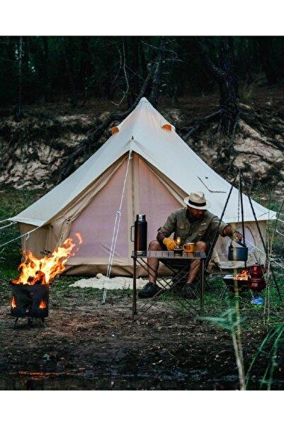 NURGAZ Campout Büyük Kamp Çadırı 4 Mt