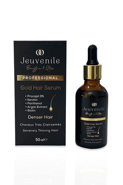 Jeuvenile Dökülme Karşıtı, Besleyici & Yoğunlaştırıcı Gold Saç Serumu 50ml