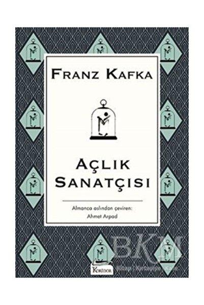 Koridor Yayınları Franz Kafka Açlık Sanatçısı Ciltli Özel Seri