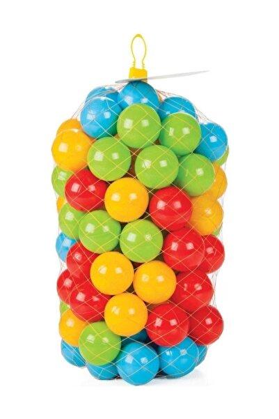 PİLSAN Oyun Havuzu Topu 6 cm (100 Adet) Fileli Top