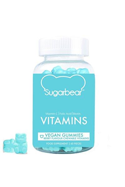 Sugarbear Sugar Bear Vitamin 60 Kapsül 635797982873