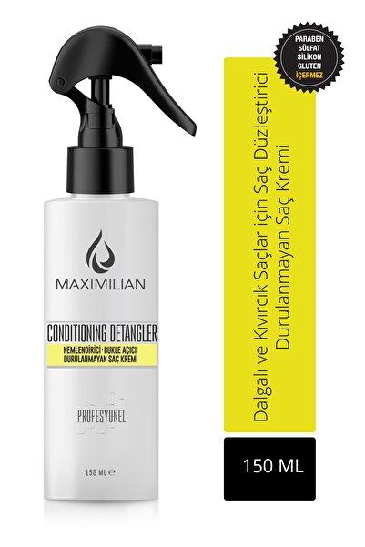 Maximilian Durulanmayan Krem Saç Kremi Saç Bakımı Keratin Sütü Keratinli Kolay Saç Tarama Sprey Maske 150 ml