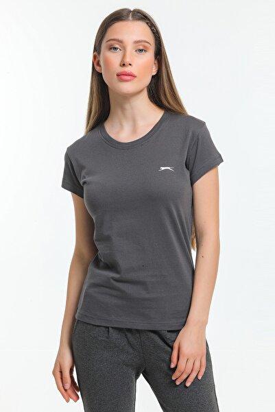 Slazenger Move Kadın T-shirt K.gri