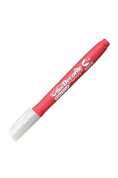 Artlines Metalik Kırmızı Artline Yuvarlak Uç Dekorasyon Kalemi