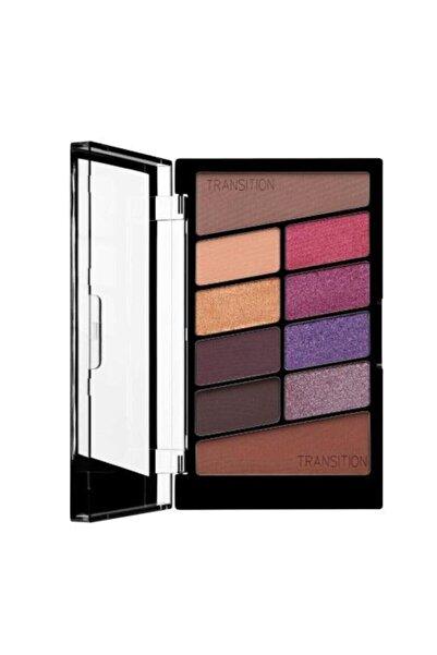 WET N WİLD Color Icon Eyeshadow Palette 10lu Far Paleti V.ı.purple E761b